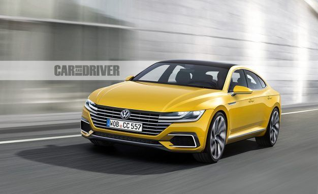 2019 Volkswagen Arteon Reviews Price Photos And Specs Car Driver