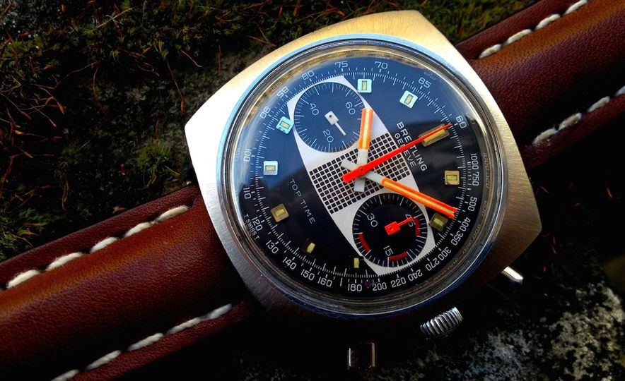 The Coolest Racing Watches Ever Made: When Every Second Really Counts - Slide 2