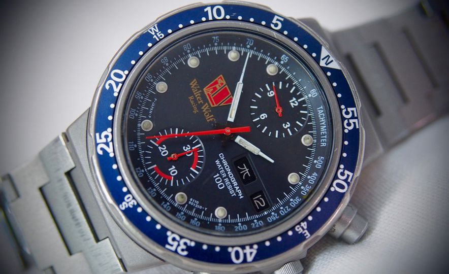The Coolest Racing Watches Ever Made: When Every Second Really Counts - Slide 3