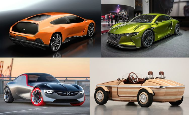 The Best Concepts of 2016 and One Bat-Guano-Crazy Rolls-Royce