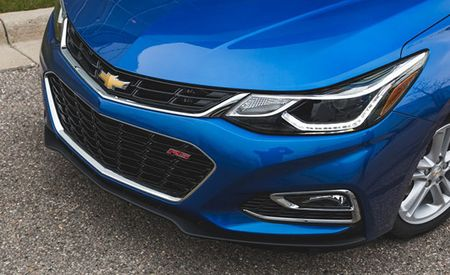 We Now Know the 2017 Chevrolet Cruze Diesel's Digits: $24,670