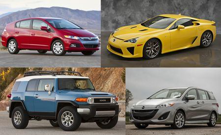 Showroom Zombies: 21 Discontinued Cars That Were Still Being Sold in 2016