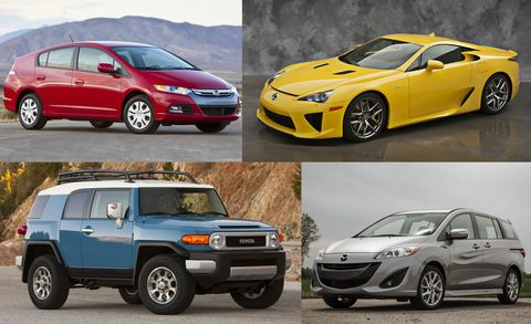 Showroom Zombies 21 Discontinued Cars That Were Still Being Sold In 2016
