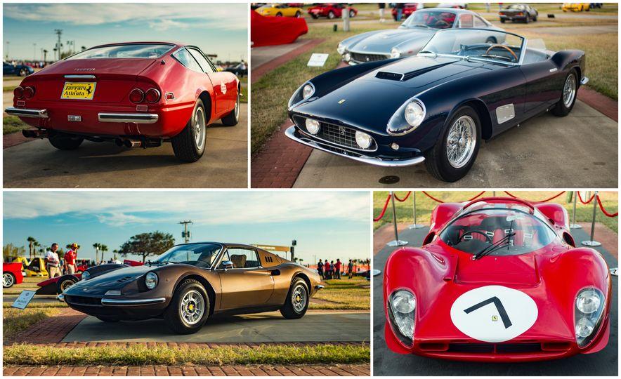 Molto Bene, Enzo! 25 Classic Ferraris from the Scuderia's Biggest Party - Slide 1