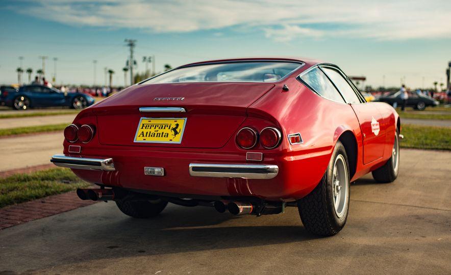 Molto Bene, Enzo! 25 Classic Ferraris from the Scuderia's Biggest Party - Slide 2