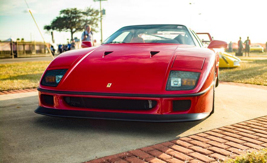 Molto Bene, Enzo! 25 Classic Ferraris from the Scuderia's Biggest Party - Slide 11