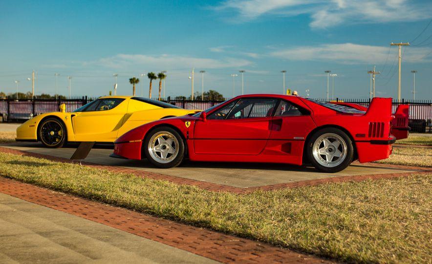 Molto Bene, Enzo! 25 Classic Ferraris from the Scuderia's Biggest Party - Slide 12