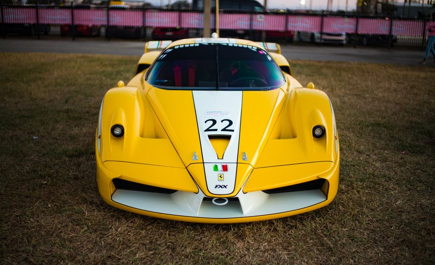 Molto Bene, Enzo! 25 Classic Ferraris from the Scuderia's Biggest Party - Slide 15