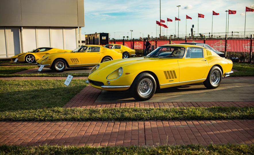 Molto Bene, Enzo! 25 Classic Ferraris from the Scuderia's Biggest Party - Slide 21