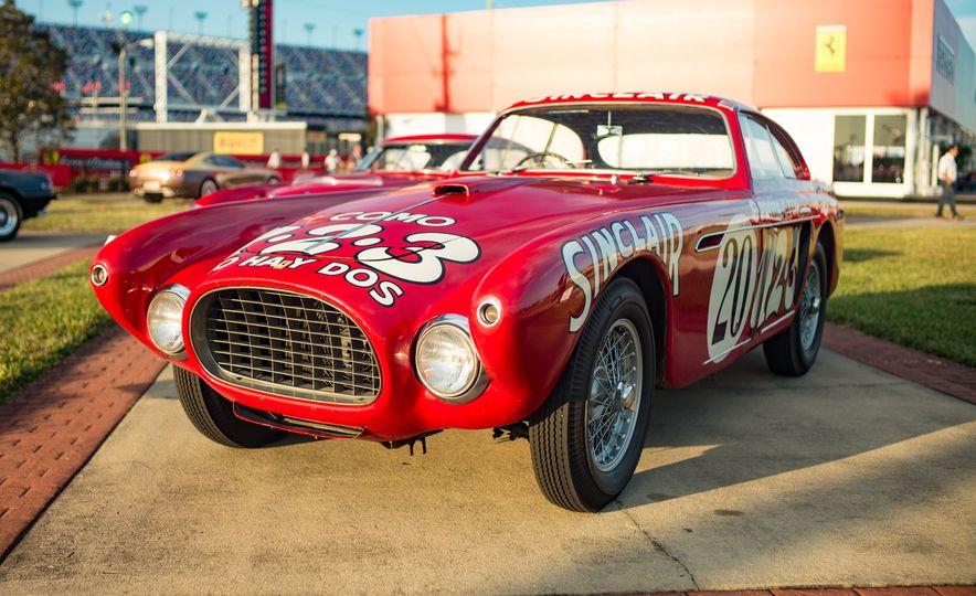 Molto Bene, Enzo! 25 Classic Ferraris from the Scuderia's Biggest Party - Slide 22