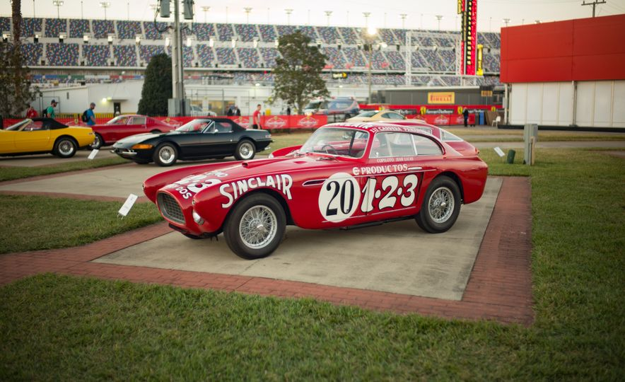 Molto Bene, Enzo! 25 Classic Ferraris from the Scuderia's Biggest Party - Slide 23