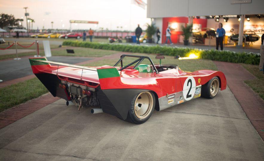 Molto Bene, Enzo! 25 Classic Ferraris from the Scuderia's Biggest Party - Slide 25