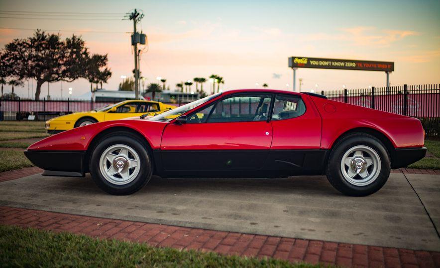 Molto Bene, Enzo! 25 Classic Ferraris from the Scuderia's Biggest Party - Slide 26