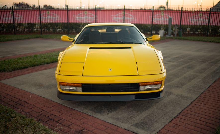 Molto Bene, Enzo! 25 Classic Ferraris from the Scuderia's Biggest Party - Slide 27