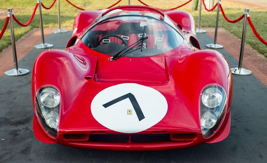 Molto Bene, Enzo! 25 Classic Ferraris from the Scuderia's Biggest Party - Slide 7