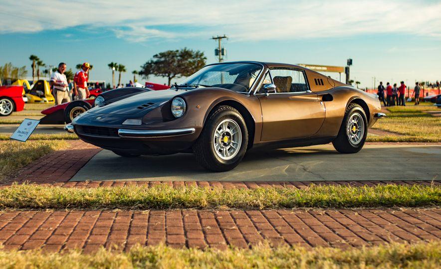 Molto Bene, Enzo! 25 Classic Ferraris from the Scuderia's Biggest Party - Slide 8