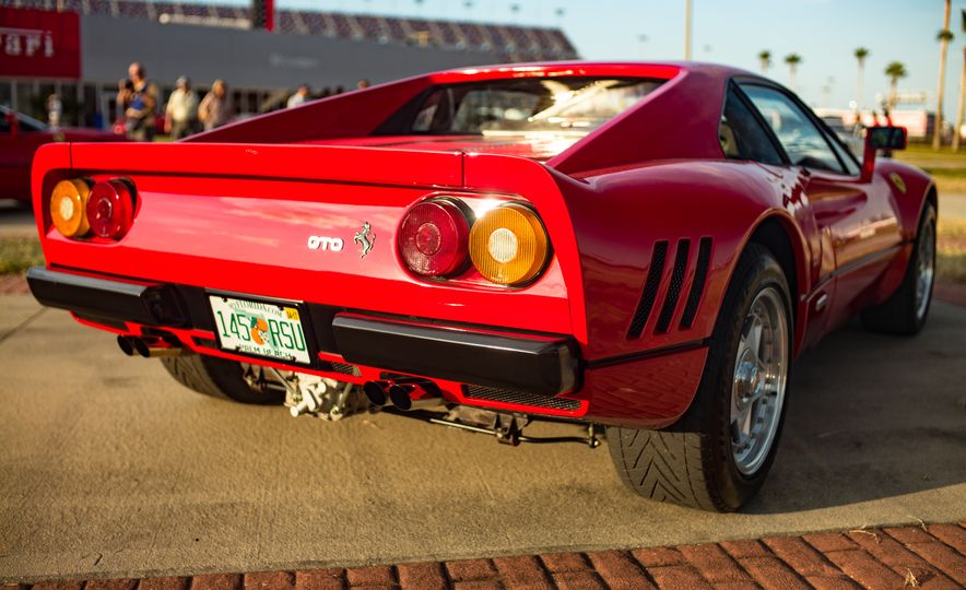 Molto Bene, Enzo! 25 Classic Ferraris from the Scuderia's Biggest Party - Slide 9
