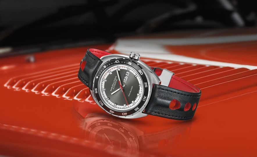The Coolest Racing Watches Ever Made: When Every Second Really Counts - Slide 4