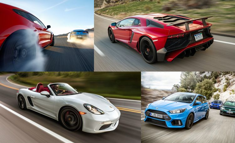 Moving Pictures: Car and Driver's Hottest Car Photos of the Year