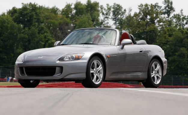 An Australian Dealer Just Sold A New Honda S2000 News Car And Driver