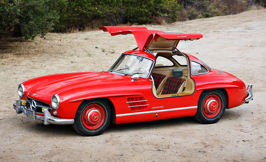 The 25 Most Expensive Cars from the Year's Biggest Collector-Car Auction Weekend - Slide 6
