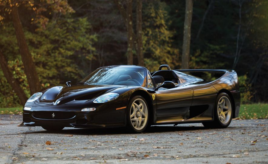 The 25 Most Expensive Cars from the Year's Biggest Collector-Car Auction Weekend - Slide 20