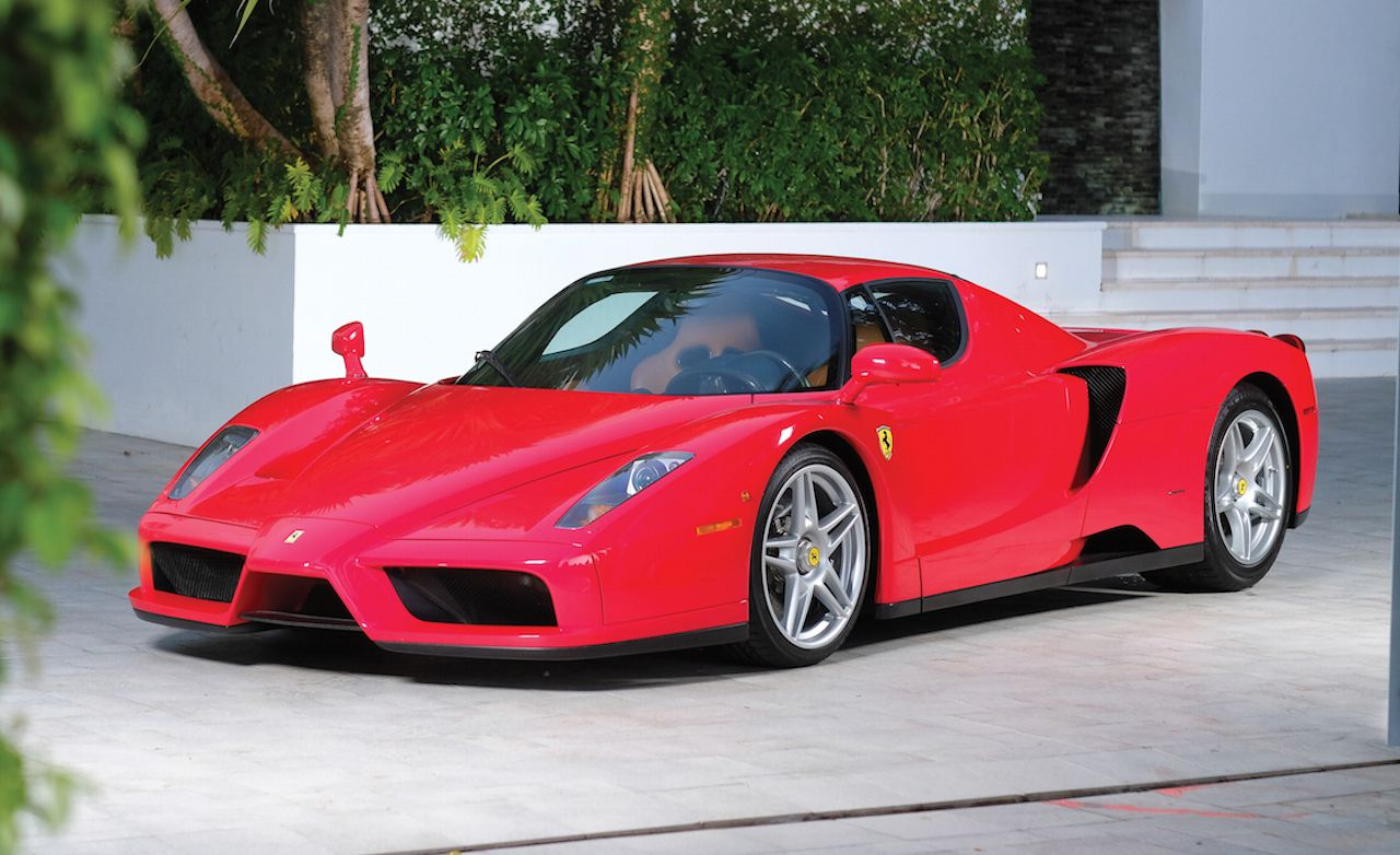 The 25 Most Expensive Cars From The Yearu0027s Biggest Collector Car Auction  Weekend   Slide