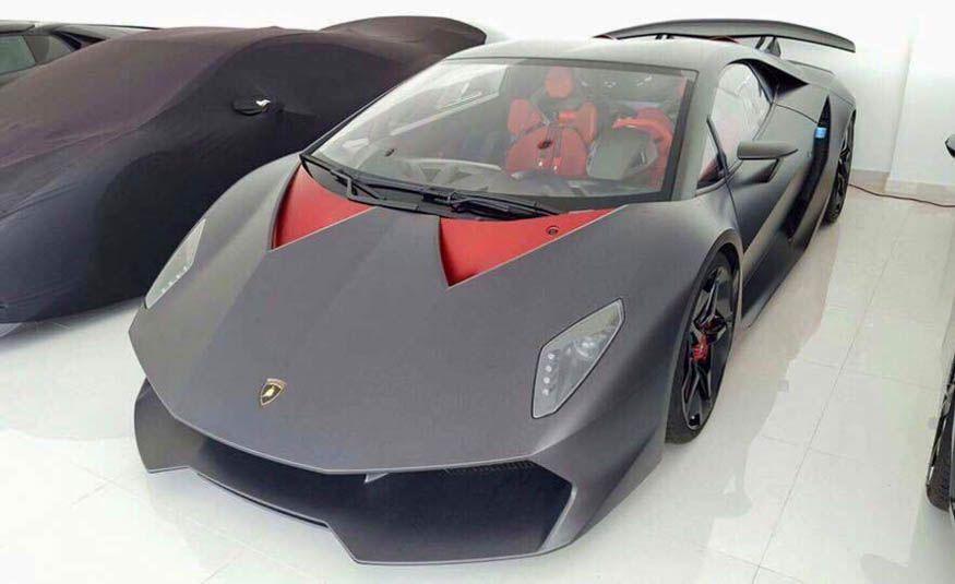 2011 Lamborghini Sesto Elemento - Slide 3