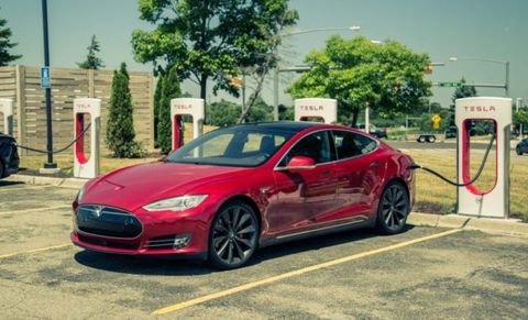 Used Teslas Get Added Value As Unlimited Charging Ends