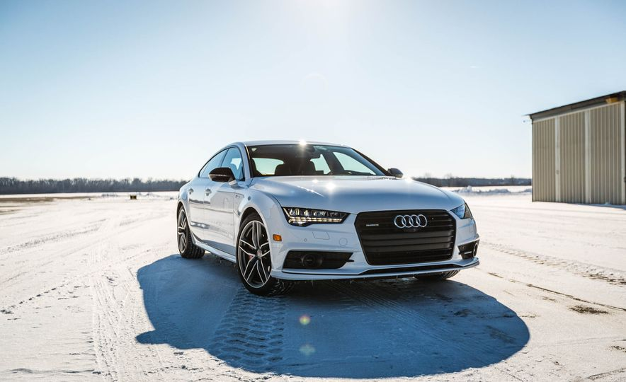 2017 Audi A7 Competition - Slide 1