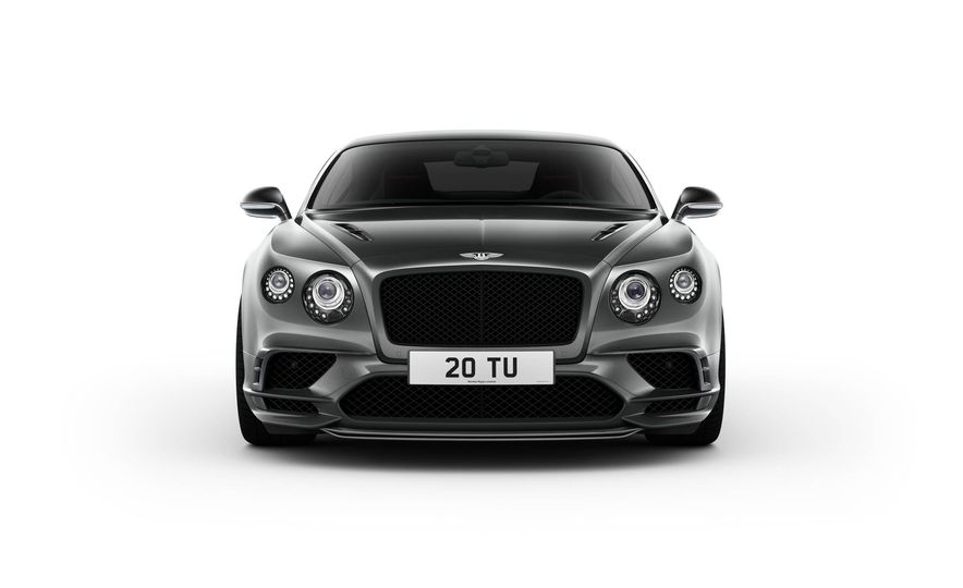 2017 Bentley Continental Supersports - Slide 6
