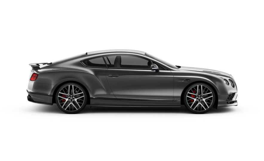 2017 Bentley Continental Supersports - Slide 8