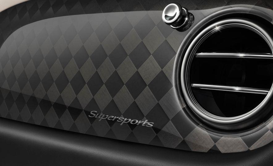 2017 Bentley Continental Supersports - Slide 13