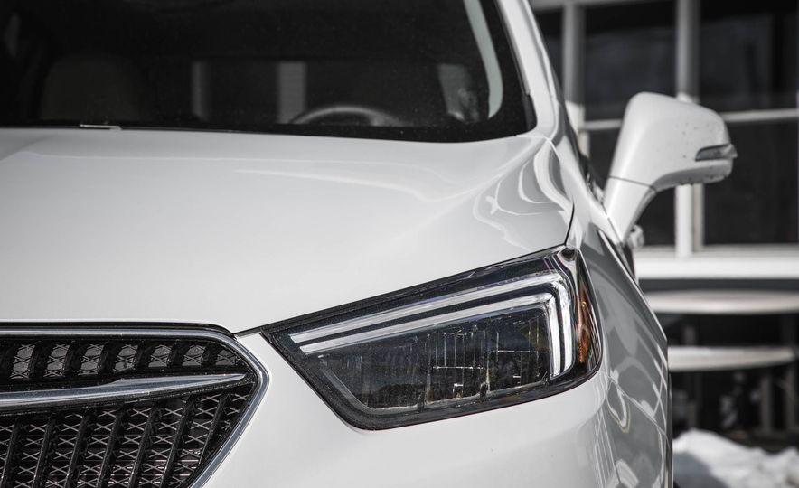 2017 Buick Encore - Slide 15