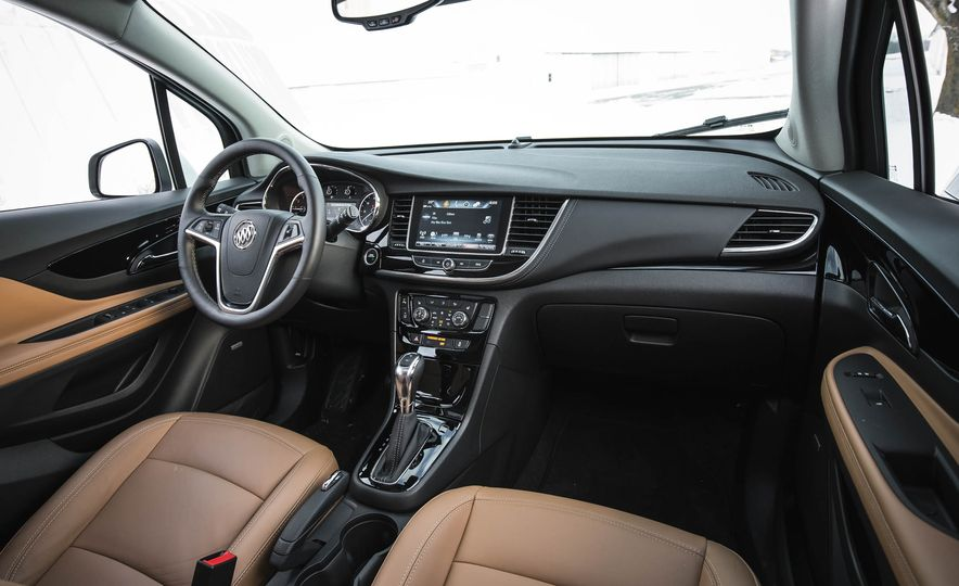 2017 Buick Encore - Slide 24