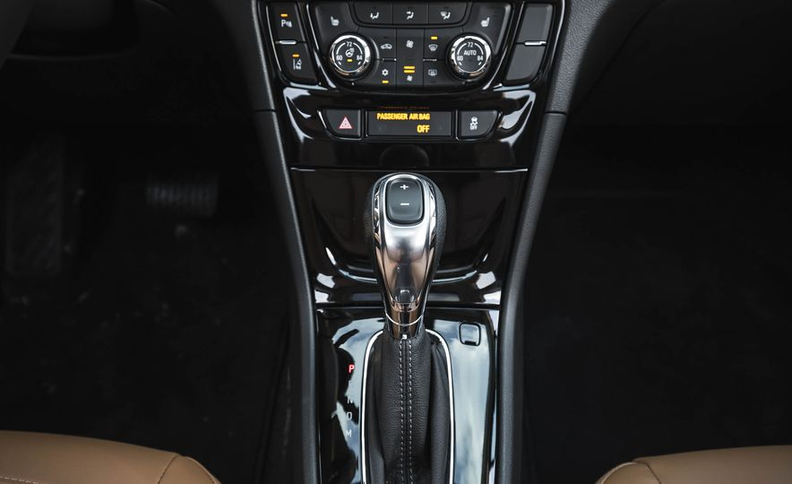 2017 Buick Encore - Slide 36