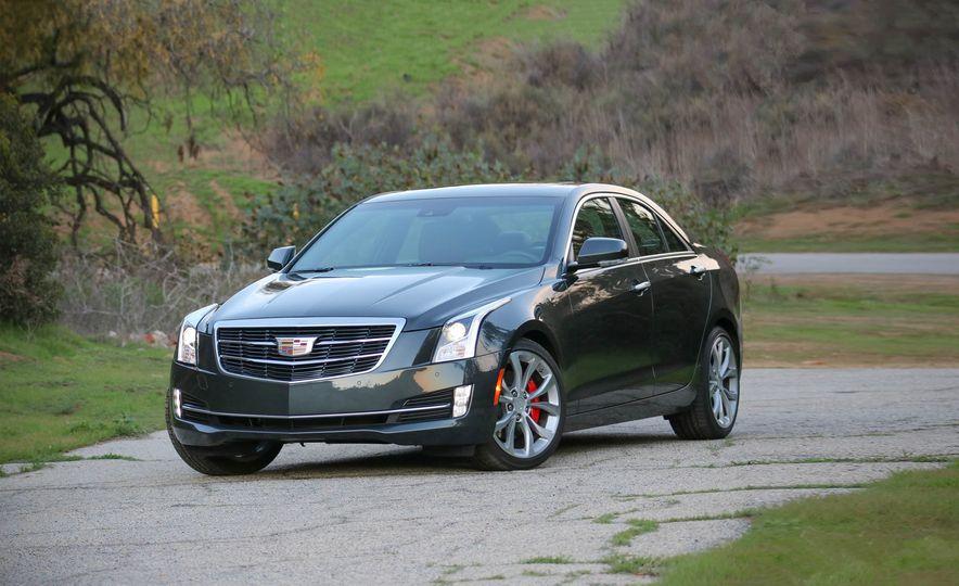 2017 Cadillac ATS Performance - Slide 1