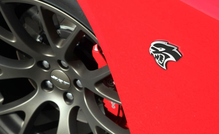 2017 Dodge Charger SRT Hellcat - Slide 7