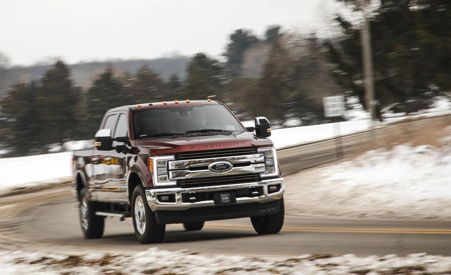 2017 Ford F-350 Super Duty King Ranch - Slide 2