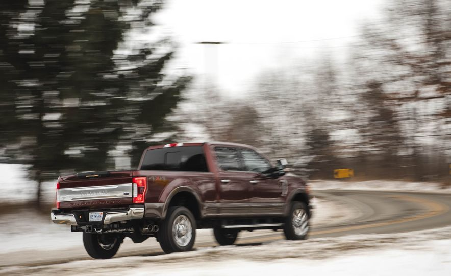 2017 Ford F-350 Super Duty King Ranch - Slide 3