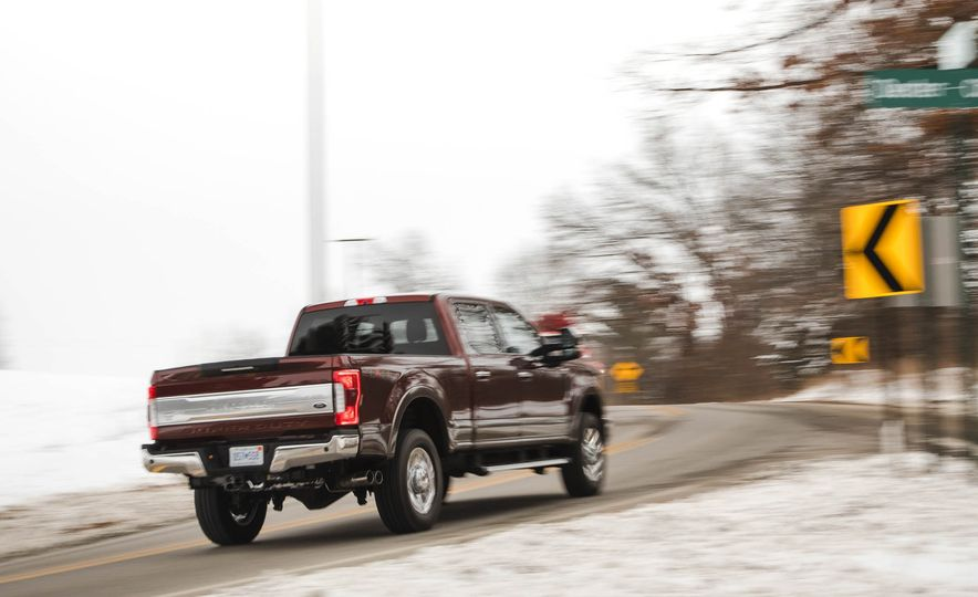2017 Ford F-350 Super Duty King Ranch - Slide 4