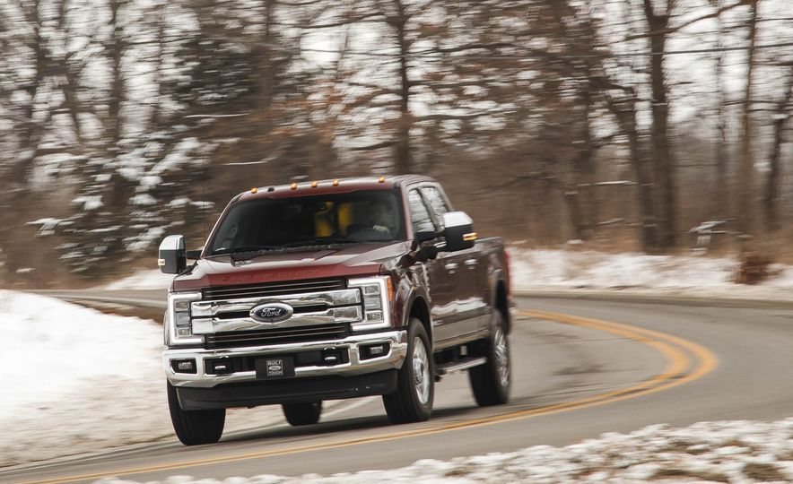 2017 Ford F-350 Super Duty King Ranch - Slide 5