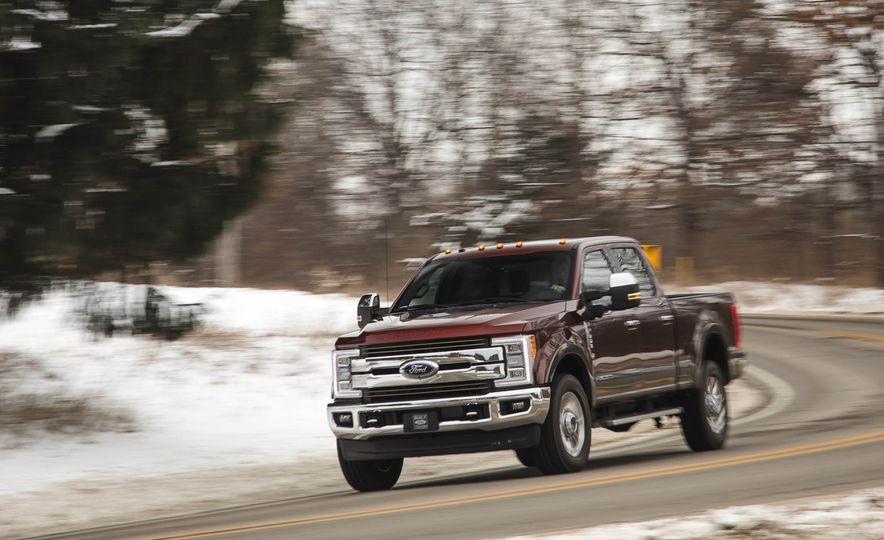 2017 Ford F-350 Super Duty King Ranch - Slide 6