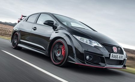 Honda Sends Off the Euro Civic Type R with 100-Unit Black Edition