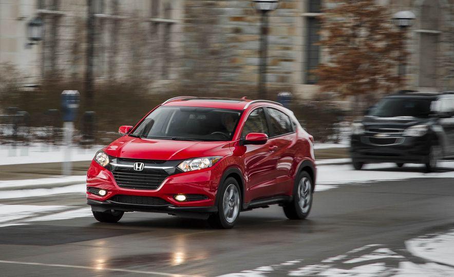 2017 Honda HR-V EX-L - Slide 1