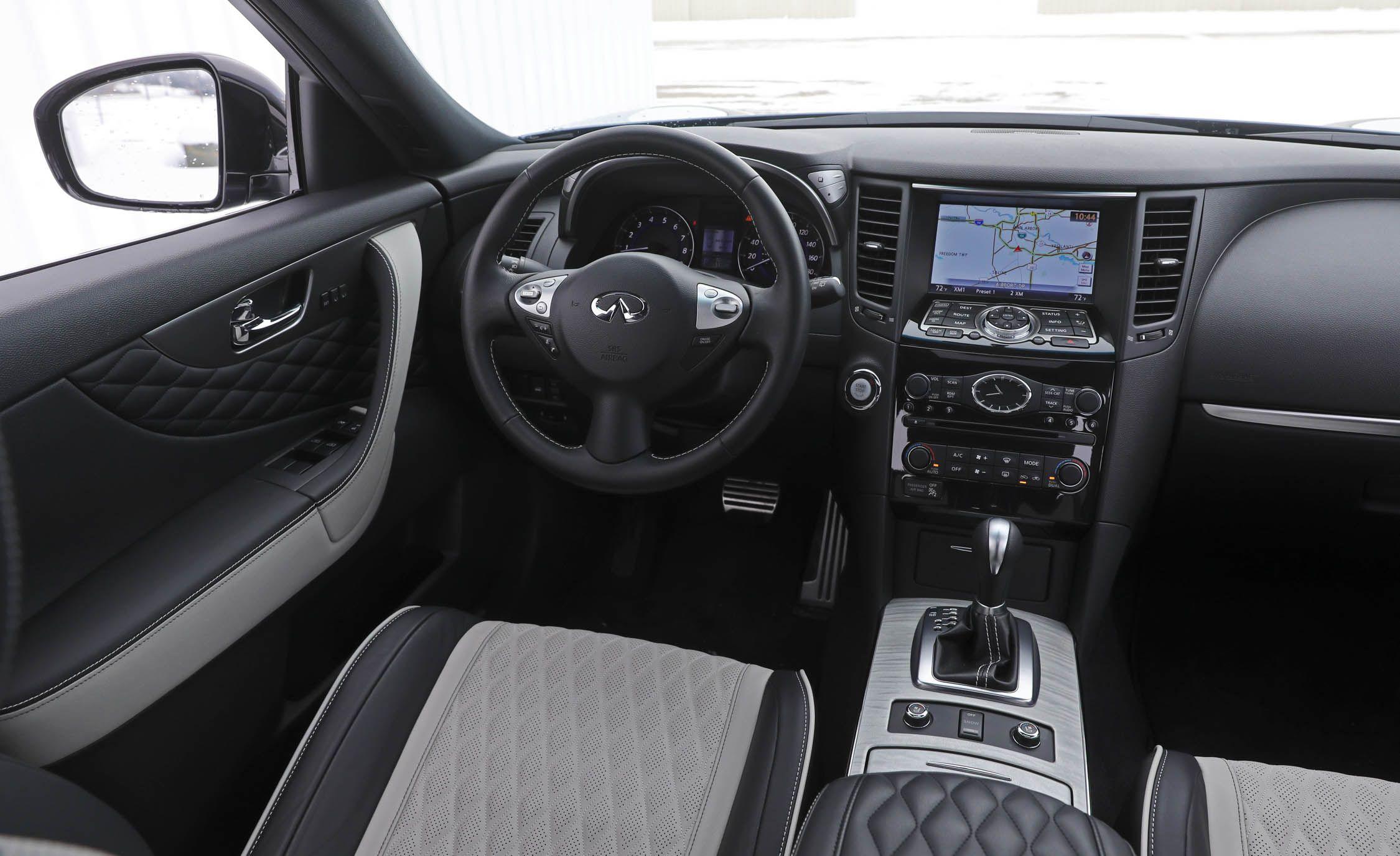 2017 Infiniti Qx70 Reviews Price Photos And Specs Car Driver