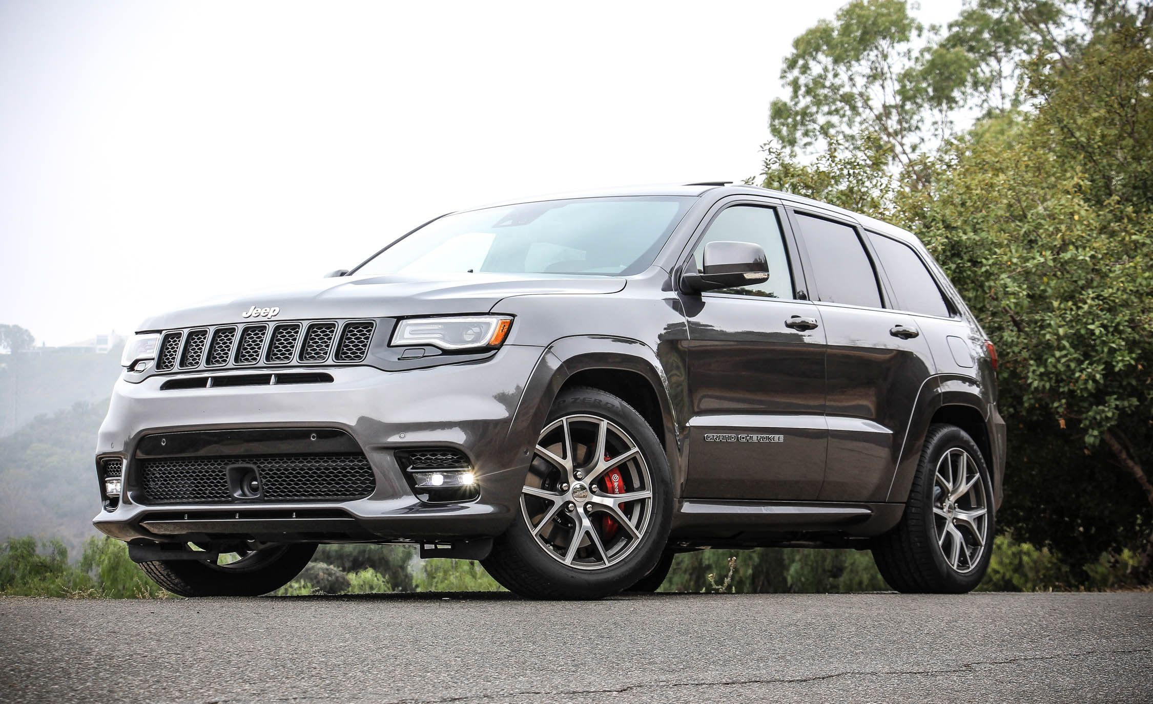 2019 Jeep Grand Cherokee Srt Reviews Price Photos And Specs Car Driver