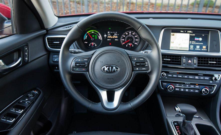 2017 Kia Optima hybrid - Slide 64