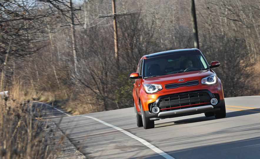 2017 Kia Soul SX Turbo - Slide 2