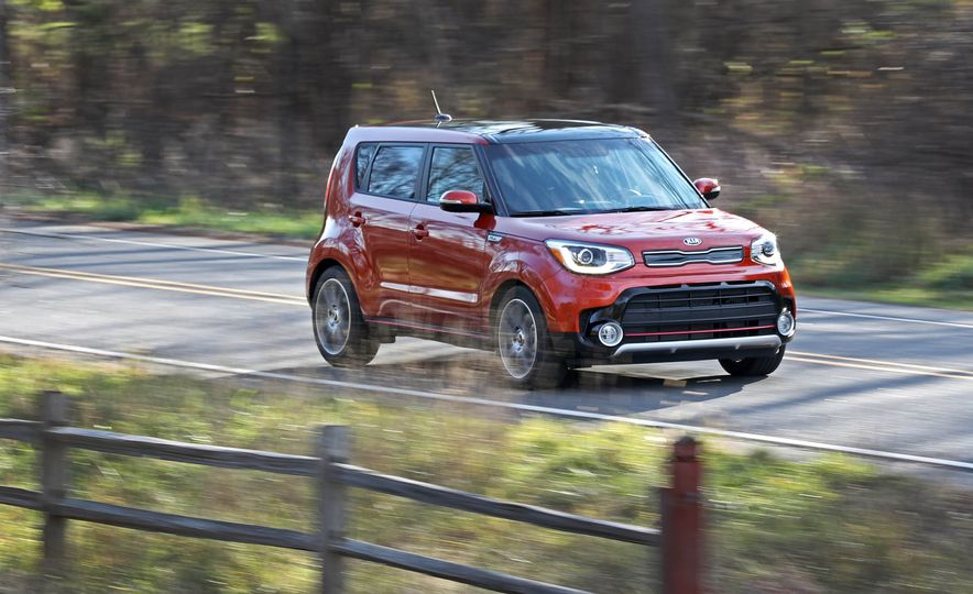 2017 Kia Soul SX Turbo - Slide 3